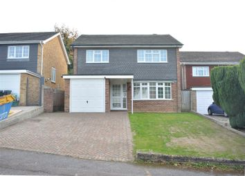 Thumbnail 4 bed detached house for sale in The Hayes, Epsom