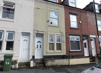 Thumbnail 3 bedroom terraced house for sale in Park Lane, Nottingham, Nottinghamshire