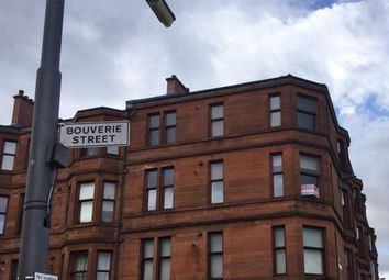 Thumbnail 1 bed flat to rent in Bouverie Street, Glasgow