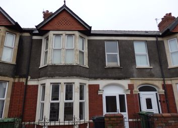 Thumbnail 2 bed duplex to rent in St Marks Avenue, Cardiff