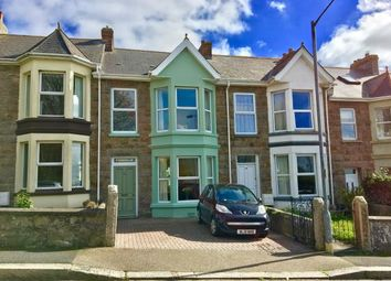 Thumbnail 4 bedroom terraced house for sale in Redruth, Cornwall