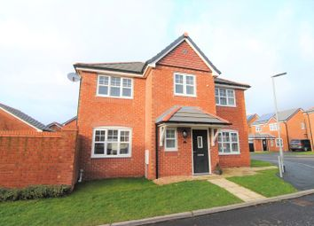 Thumbnail 4 bed detached house for sale in Cypress Close, Clayton-Le-Woods