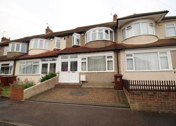 Thumbnail 3 bed terraced house for sale in Blenheim Avenue, Chatham