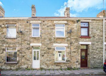 Thumbnail 2 bedroom terraced house for sale in Mackworth Street, Bridgend