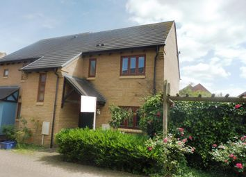 Thumbnail 3 bedroom semi-detached house to rent in Bulmer Close, Broughton, Milton Keynes