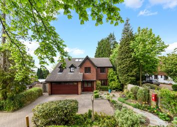 Thumbnail 5 bedroom detached house for sale in The Avenue, Tadworth