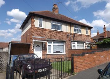 Thumbnail 3 bed semi-detached house for sale in Coronation Street, Mansfield, Nottinghamshire
