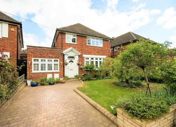 Thumbnail 4 bedroom detached house for sale in Woodhall Drive, Hatch End, Pinner