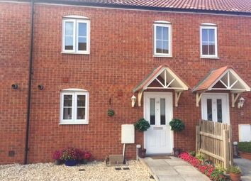 Thumbnail 2 bed terraced house for sale in Compton Close, Glastonbury