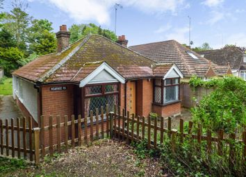 Thumbnail 3 bed detached bungalow for sale in Lower Vicarage Road, Kennington, Ashford