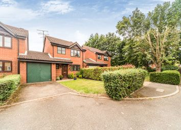 Thumbnail 3 bed link-detached house for sale in Stapleford, Welwyn Garden City