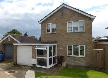 Thumbnail 3 bed detached house for sale in Wantage Road, Irchester, Wellingborough