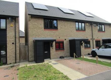 Thumbnail 2 bedroom semi-detached house for sale in Oswald Close, Hornchurch