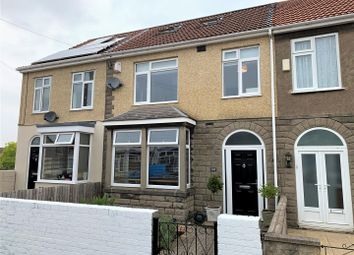 Thumbnail 4 bed terraced house for sale in Bloomfield Road, Brislington, Bristol