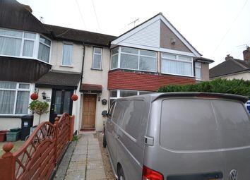 Thumbnail 2 bed terraced house to rent in Cravan Avenue, Feltham