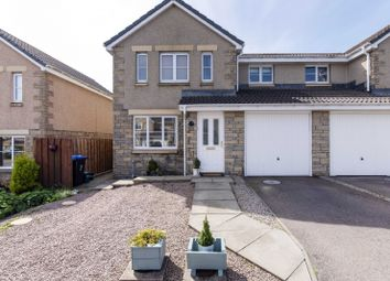 Thumbnail 3 bed semi-detached house for sale in Kingston Gardens, Ellon