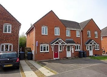 Thumbnail 3 bed end terrace house for sale in Crosby Gardens, Northallerton