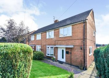 3 bed semi-detached house for sale in Swanson Avenue, Huthwaite, Nottinghamshire, Notts NG17