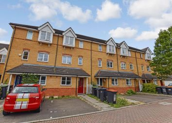 Thumbnail 4 bed property to rent in The Sidings, Bedford