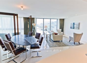 Thumbnail 3 bedroom flat to rent in The Tower, One St George Wharf, Nine Elms, London