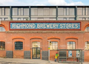 Thumbnail 3 bedroom flat for sale in Richmond Brewery Stores, 18 Petersham Road, Richmond