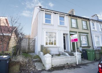 Thumbnail 2 bed end terrace house for sale in The Ridge, Hastings