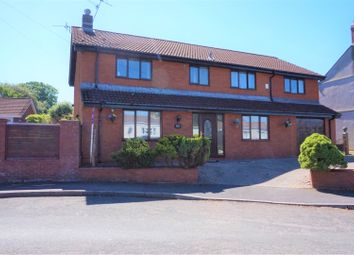Thumbnail 5 bed detached house for sale in Waterloo Terrace Road, Machen