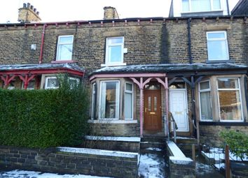 Thumbnail 4 bed terraced house for sale in Lister Avenue, Bradford