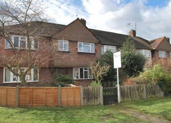 Thumbnail 4 bed terraced house for sale in Clayton Road, Chessington