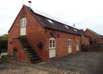 Thumbnail 2 bed barn conversion to rent in Withington, Leigh, Stoke-On-Trent