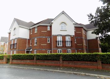 Thumbnail 2 bed flat for sale in Cromwell Avenue, Stockport