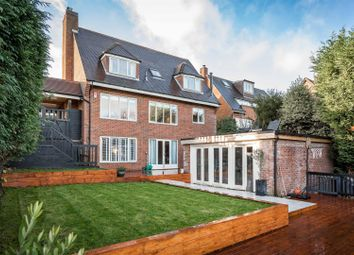 Thumbnail 5 bed detached house for sale in St Alkmunds Close, Duffield, Belper