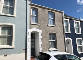 Thumbnail 2 bed terraced house to rent in Cambridge Street, Uplands, Swansea