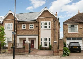 Thumbnail 5 bed semi-detached house to rent in Rosemont Road, Acton, London