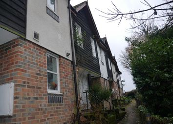 Thumbnail 2 bed terraced house to rent in Cedarhurst, Elstree Hill, Bromley