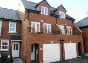 Thumbnail 3 bed terraced house for sale in Underwood Court, Glenfield, Leicester