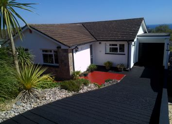 Thumbnail 3 bed bungalow for sale in Broadley Drive, Torquay