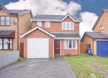 3 bed detached house for sale in Skeggles Close, Stukeley Meadows, Huntingdon PE29