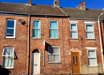 Thumbnail 1 bed terraced house for sale in Harrison Court, Blue Street, Boston