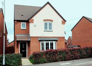 Thumbnail 3 bed detached house for sale in Warren Way, Rothley, Leicester, Leicestershire