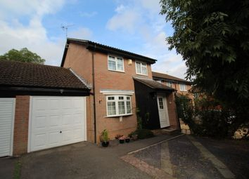 Thumbnail 3 bed detached house for sale in Bossington Close, Rownhams, Southampton