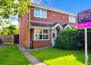 Thumbnail 3 bed semi-detached house for sale in Waltersgreen Crescent, Warrington