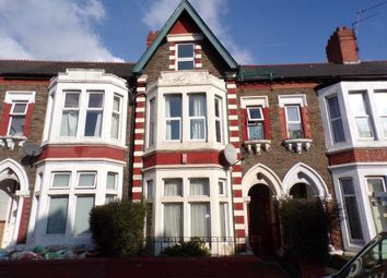 Thumbnail 5 bed terraced house for sale in Albany Road, Cardiff, Caerdydd