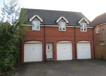 Thumbnail 2 bed flat to rent in Chequers Close, Corby
