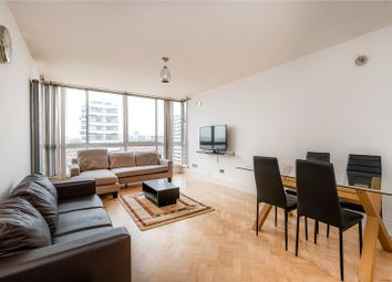 Thumbnail 1 bed flat to rent in Quadrangle Tower, Cambridge Square