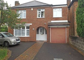 Thumbnail 4 bed detached house for sale in Glenmore Avenue, Shepshed, Loughborough, Leicestershire