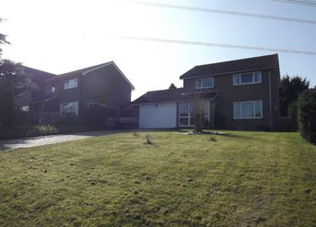 Thumbnail 3 bedroom detached house for sale in Aldringham Park, Aldringham, Leiston