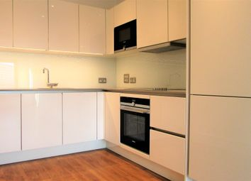 Thumbnail 1 bed flat to rent in Boleyn Road, London