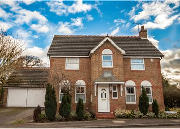 Thumbnail 4 bed detached house for sale in Ledran Close, Reading