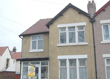 Thumbnail 1 bed flat to rent in Scott Avenue First Floor Flat, Morecambe